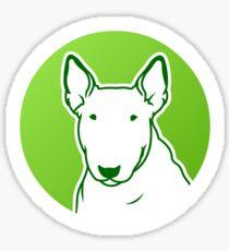 Bullterrier Sticker