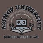 I Majored in Robot Law by vonplatypus