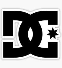 DC brand sticker Sticker