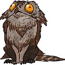 Potoo Griffin by PencilCat