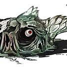 Demon's Head by PencilCat
