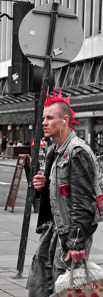 glasgow punk by stevenburns4