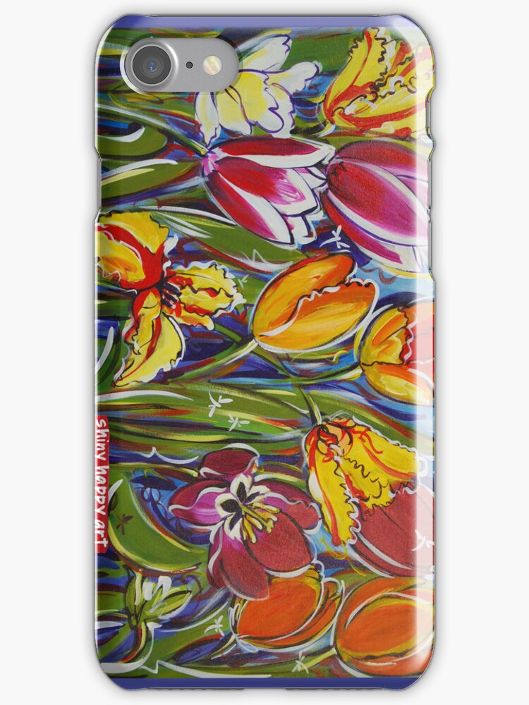 Sunshine Tulips by annabartlett