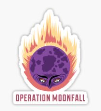 Moonfall Sticker