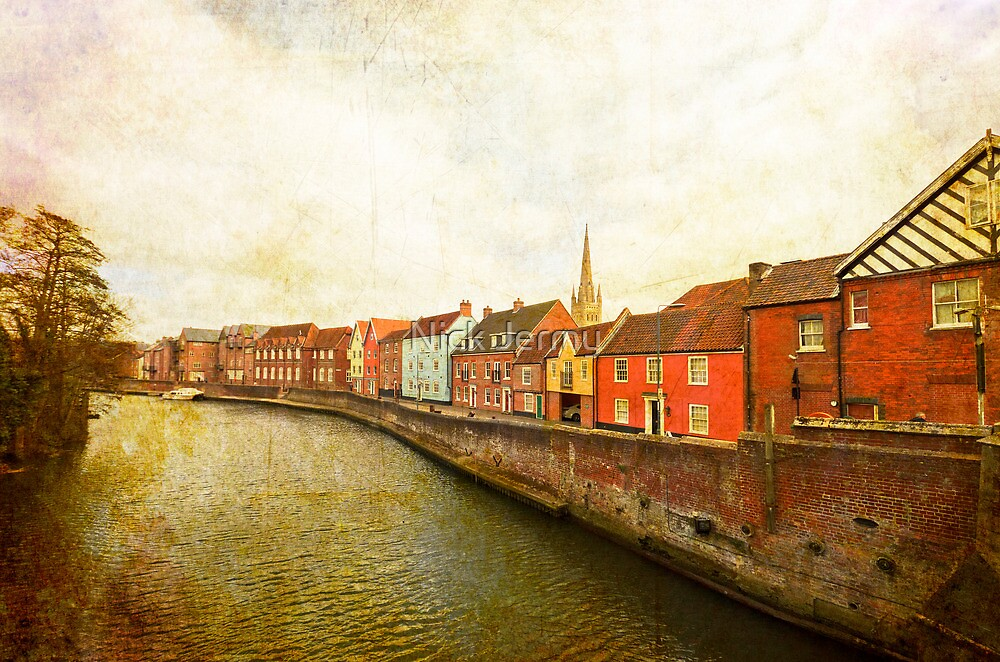 River Wensum by Nick Jermy