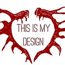 This is my design by Cleo Lant