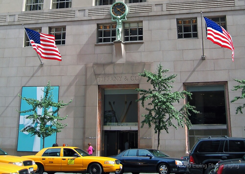 Tiffany's, NYC by Astrid Ewing Photography