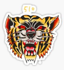 510 - Tiger Sticker