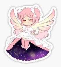 Puella Magi Madoka Magica Godoka Sticker
