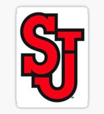 St. John's University  Sticker
