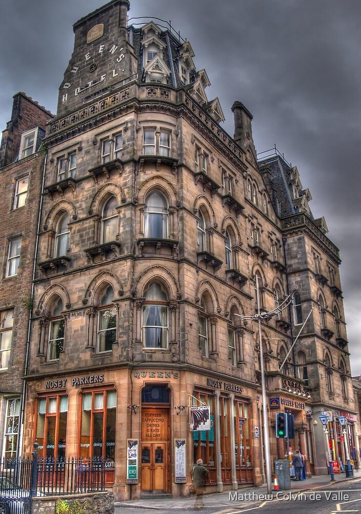 Queens Hotel, Dundee by Matthew Colvin de Valle