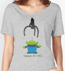 Toy Story Alien Claw Women's Relaxed Fit T-Shirt