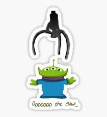 Toy Story Alien Claw Sticker