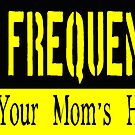 Bumper Sticker: Frequent Stops by Larry Oates