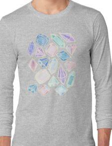 Pastel Watercolor Gems T-Shirt