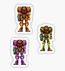 Super Metroid Sticker