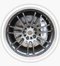 Rays Engineering, Volk Racing series RE30 wheel Sticker