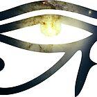 Illuminati Eye: Whirlpool Galaxy V2 | New Illuminati by SirDouglasFresh