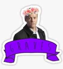 Rupert Graves is Fabulous Sticker