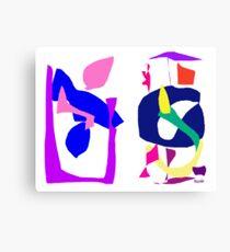Diptych  Canvas Print
