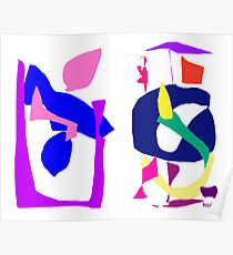 Diptych  Poster