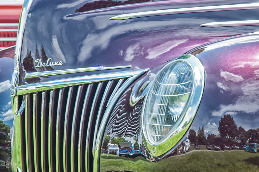 A DAY AT THE CAR SHOW by Diane Peresie