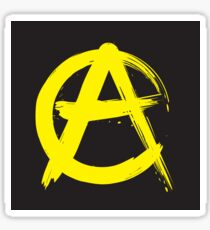 An-Cap Symbol-Sticker Only Sticker