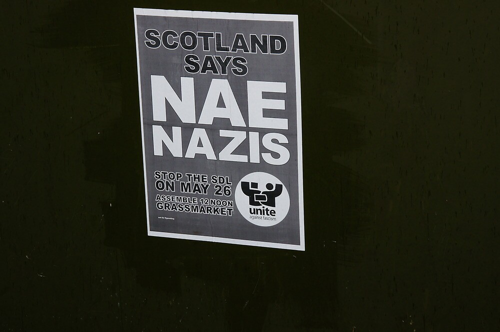 Nae Nazis by Nik Watt