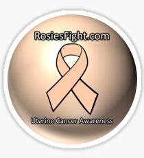 Rosie's Fight Orb Sticker