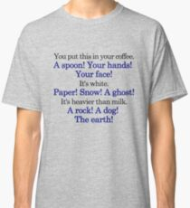 THE EARTH! Classic T-Shirt