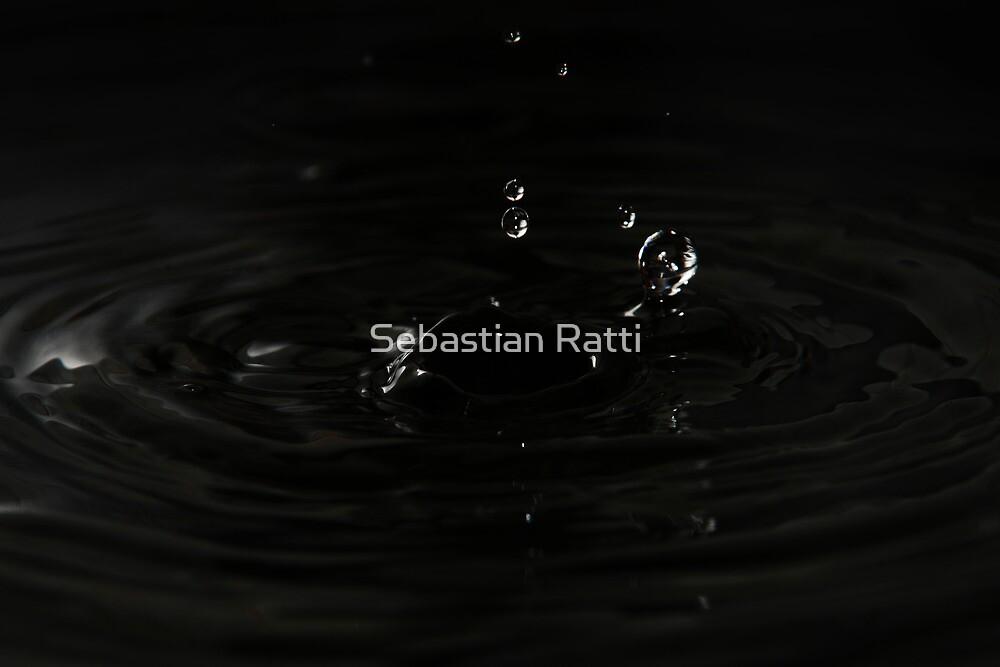 The beginning by Sebastian Ratti