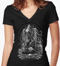 Winya No. 51 Women's Fitted V-Neck T-Shirt