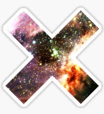 Messier 17   Fresh Universe Sticker