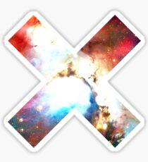 Messier 78   Fresh Universe Sticker