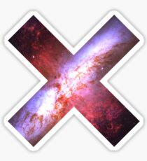 Starburst Galaxy | Fresh Universe Sticker
