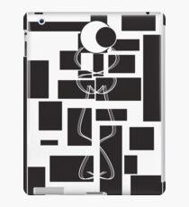 Cosmic person iPad Case/Skin