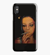 Breakable Girl (VIDEO IN DESCRIPTION!) iPhone Case/Skin