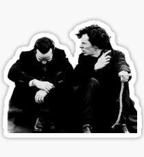 Sheriarty- Sherlock Sticker
