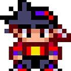 Pixel Beyblade Tyson by Brad Nightingale