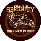 Shipping Label by slicepotato
