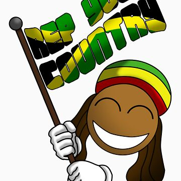 Rep Your Country Jamaica by aikygb