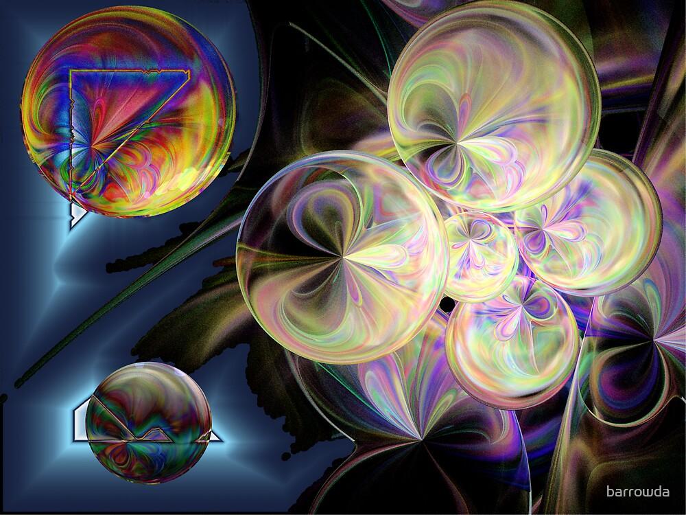 Loonie #1: Loonie Bubbles  (UF0783) by barrowda