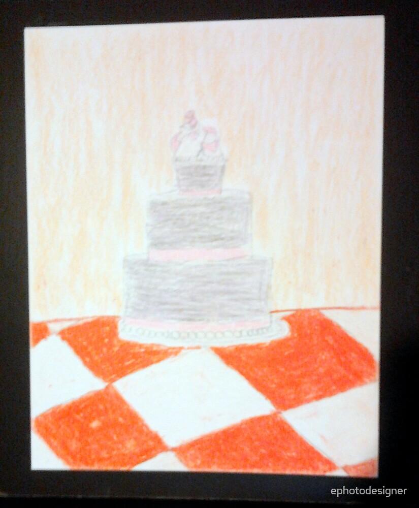 Wedding Cake by ephotodesigner