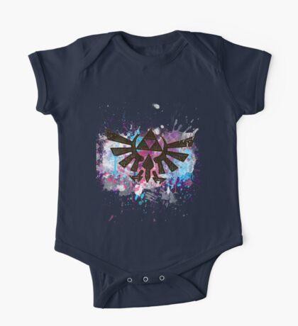 Triforce Emblem Splash Kids Clothes