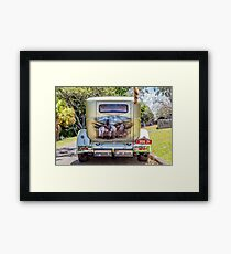 DODGE 11 Framed Print