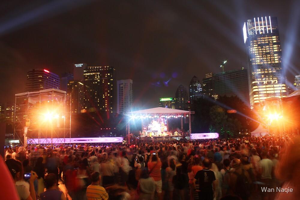 KL International Music & Light Festival 2012 by Wan Naqie