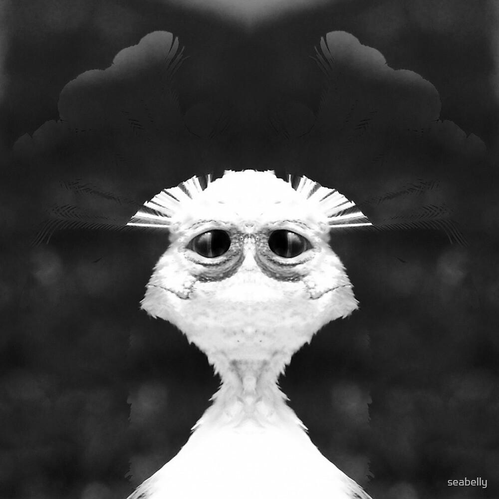 Weird Eyes by seabelly