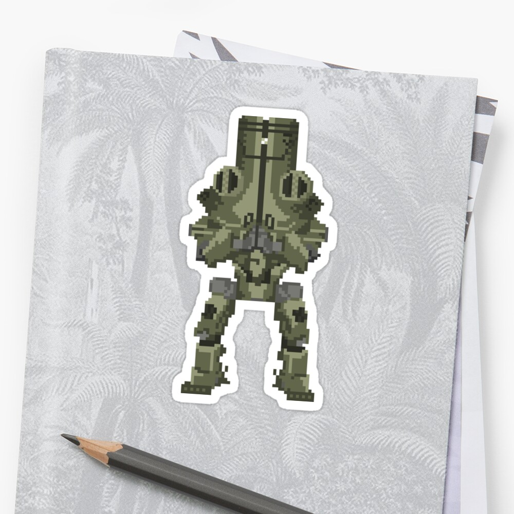 Pacific Pixels - Cherno Alpha by Tande