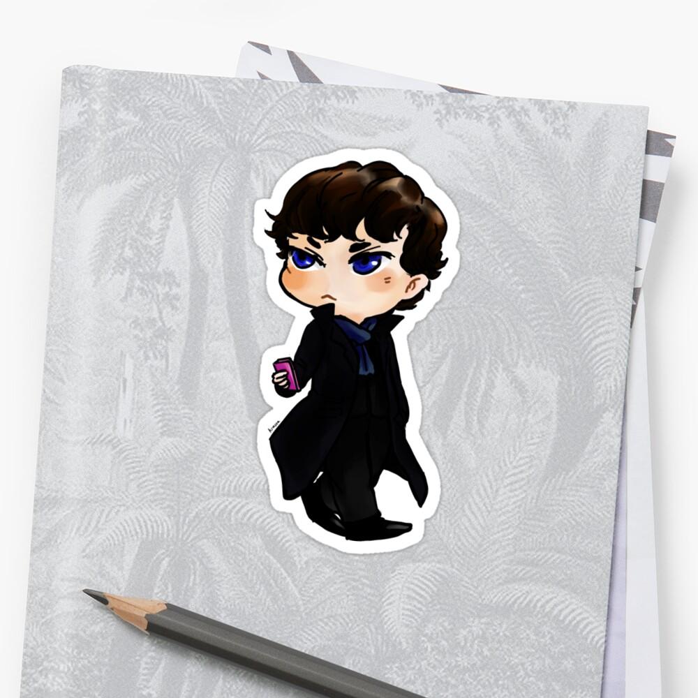 BBC Sherlock by krusca