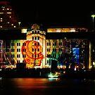 Vivid Sydney by Len  Gunther
